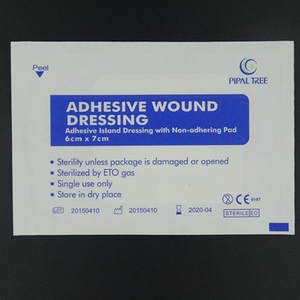 Wound-Pad Band-Aid Dressings-Paste Adhesive Medical Breathable New Non-Woven Products