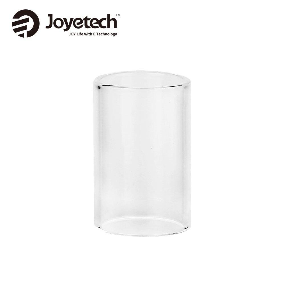 Original 5pcs Joyetech EGo AIO ECO Replacement Glass Tube 1.2ml Capacity for EGo AIO ECO Starter Kit E-cig Vape Spare Part