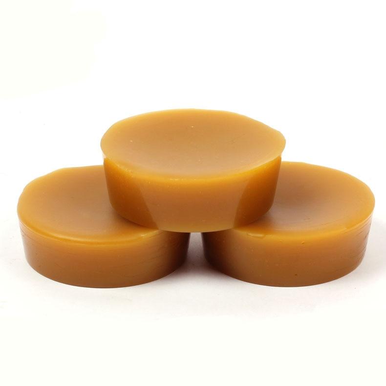 Organic Natural Pure Beeswax High Grade Wax Bee Cosmetic Maintenance Protect Wood Furniture Polishing Special
