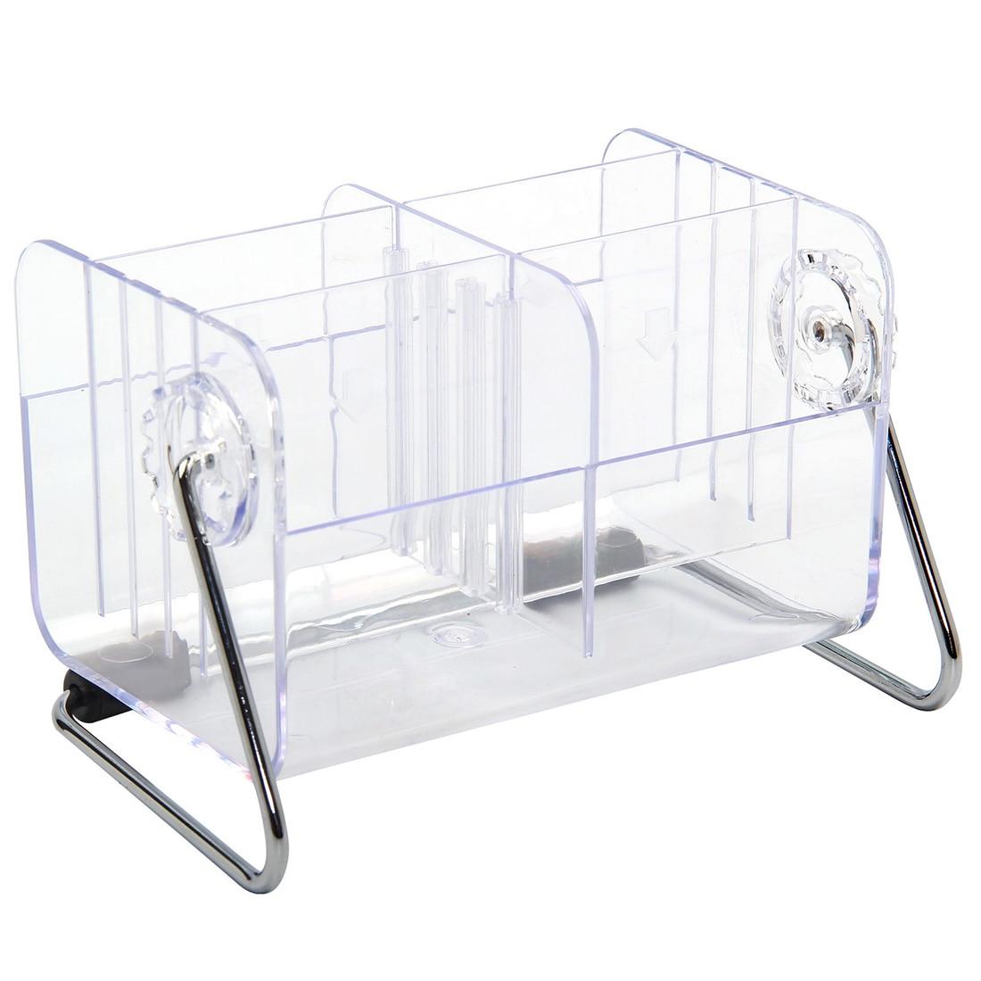 Best TV Remote & Air Conditioner Control Holder Stand Phone Storage Box Organizer