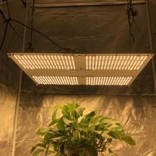 Hydroponics 480W samsung  v2 quantum led grow light board lm301b 3000K 3500K mix red 660nm for indoor plants