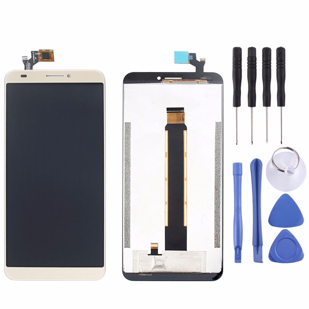 LCD Screen and Digitizer Full Assembly for Blackview S6LCD Screen and Digitizer Full Assembly for Blackview S6