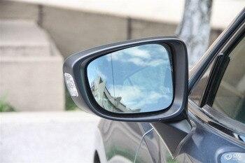 SmRKE 2 piezas para Mazda 3 espejo retrovisor azul gafas gran angular Led luces de giro calefacción