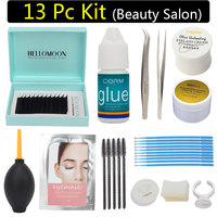 eyelash extension kit professional, Beauty salon eye lash kit, eyelash set,including lash glue remover, lash extension tool kit