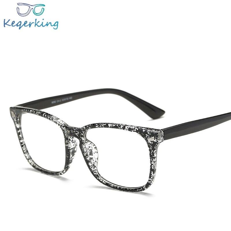 100% Wahr Damen Platz Brille Rahmen Für Frauen Metall Beine Designer Optische Brillen Mode Brillen Computer Gläser Oculos Zb-93 Attraktive Designs;