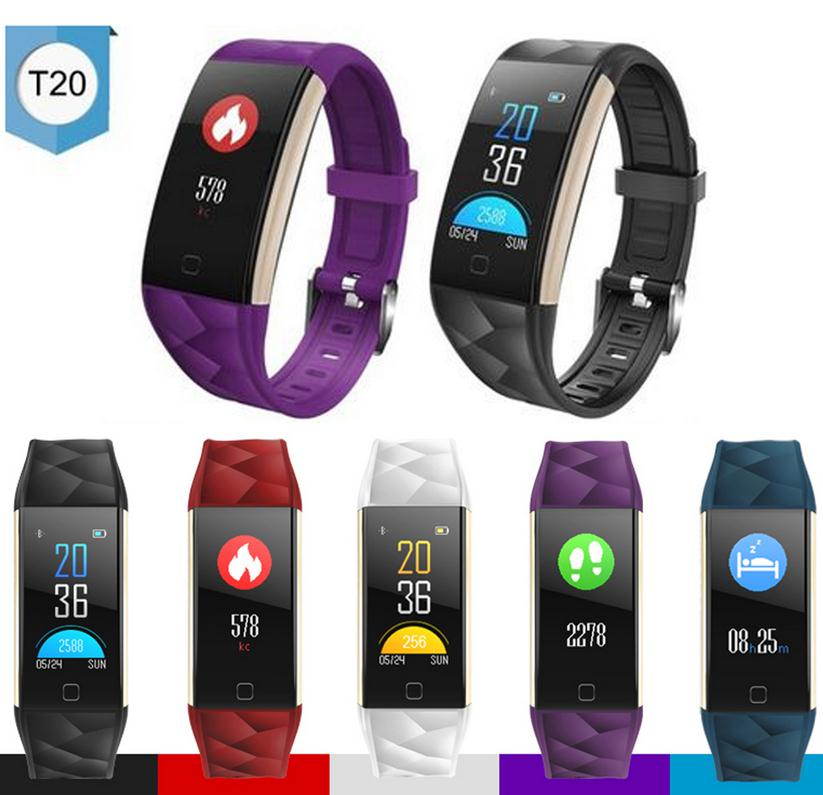 Fitness Smart Watch Passometer Activity Tracker Women Men For Fitbit Android iOS Heart Rate For Sports
