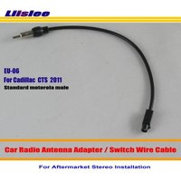 For Chevrolet Camaro 2011 Car Radio Antenna Adapter Aftermarket Stereo Antenna Wire Switch Cable