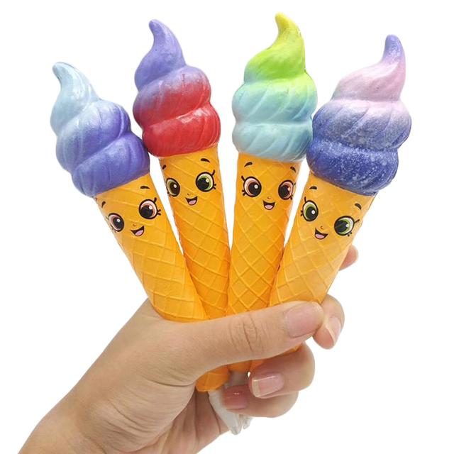 Kawaii Small Bright Squishy Toy
