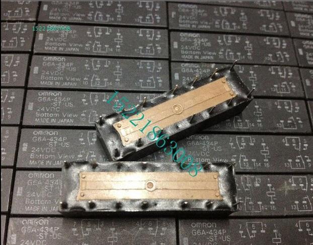 HOT NEW relay G6A-434P-ST-US-24VDC G6A-434P-ST-US 24VDC G6A-434P-ST G6A-434P G6A 434P DC24V 24VDC 24V  DIP14 2pcs/lot hot new relay nf2e 24v nf2e 24vdc nf2e24v nf2e 24vdc dc24v 24v dip9 2pcs lot