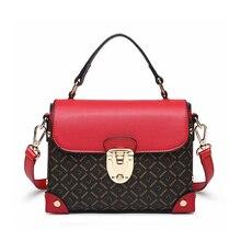 KYYSLO 2019 Pu Leather Shoulder Bag European and American casual fashion Women Shoulder Messenger Bag  High Quality Handbag цена и фото