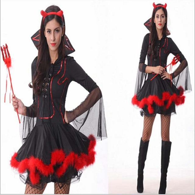 cute-teen-adult-black-halloween-costume-sexy-french