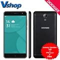 Оригинал DOOGEE X7 Pro 4 Г LTE Мобильный телефоны Android 6.0 2ГБ RAM 16ГБ ROM MTK6737 Quad Core 2.5D 720P Dual SIM 6.0 дюймов Сотовый Телефон смартфон OTG ОТА