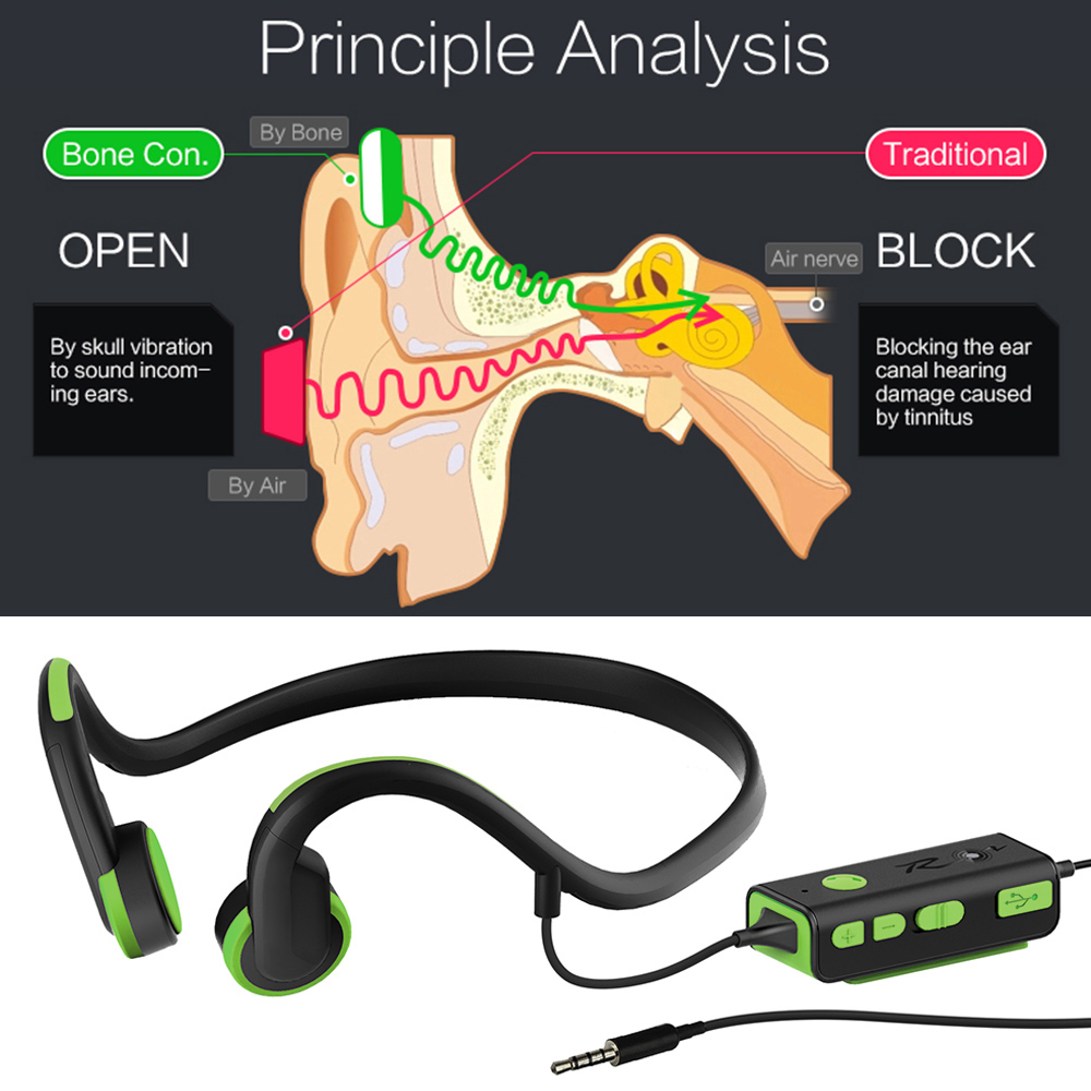Bone conduction analysis