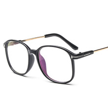 Fashion Retro Square Eyeglasses Eyewear Frames Women Men Computer Transparent Clear Lens Glasses Frame Vintage spectacle frames