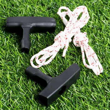 Recoil Starter Handle Grip and Starter Pull Rope For STIHL MS170