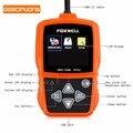Nt201 foxwell universal car diagnóstico scanner leitor de código de obdii eobd can analisador de motor com im chave leitores de código de varredura ferramentas