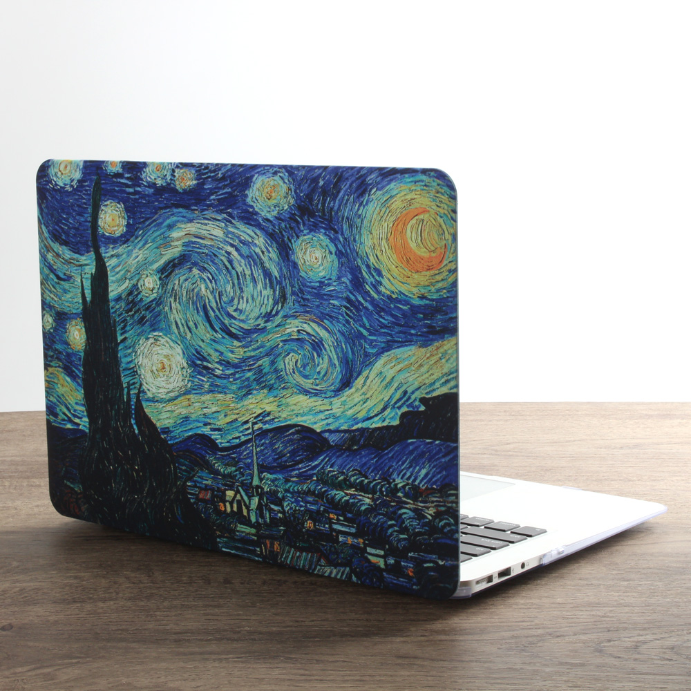 Art Feather Case for MacBook 51