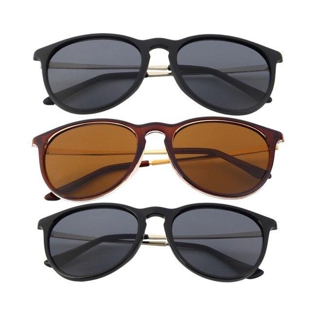 Retro Vintage Cat Eye Round Cycling Sunglasses 2
