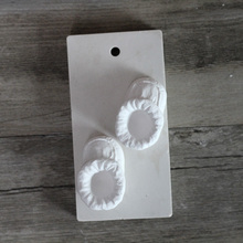 New Silicone Soap Mold Shoes Shapes Chocolate Tools Non-Stick Mould