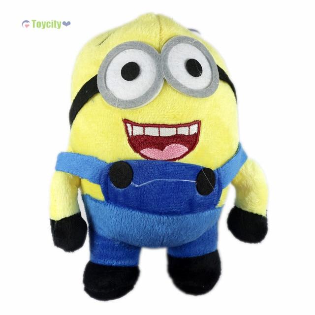 Hot 3choices Despicable Me 2 Minion Plush Toy Minions 6 Soft