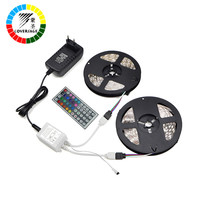 Coversage RGB 3528 10M Led Strip 600Leds IP65 Waterproof Light Ceiling DC12V 6A 60Leds M Remote
