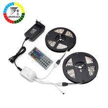 Coversage RGB 3528 10M Led Strip 600Leds IP65 Waterproof Light Ceiling DC12V 6A 60Leds M Remote