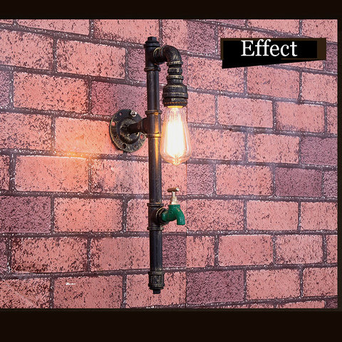 varanda corredor cafe luz arandela tubulacao agua edison e27 sutia