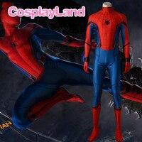 Косплей костюм супергерой Человек паук, комбинезон на Хэллоуин, одежда для взрослых, костюм Человека паука, карнавальный костюм