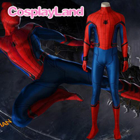 Spider Man Homecoming Cosplay Costume Superhero Spider Man Jumpsuit Halloween Clothes Adult Men Outfit Spiderman Carnival Suit