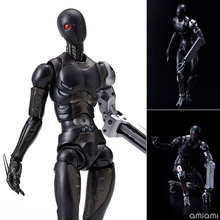 цена 29cm Heavy Industries Sentinel 1000 Toys 1/6 CaRB Synthetic Human Experimental PVC Figure Collection Model Toys онлайн в 2017 году