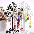 Tree Bird Display Stand Bracelet Chain Watch T-Bar Rack Jewelry Hard Display Stand Holder Jewelry Organizer Hard Display Stand