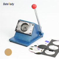 DR6 Paper Binding Covers Laminated Badges Books Corner Cutter Manual Desk Top Corner Cutter With Punching