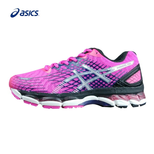 ASICS GEL-NIMBUS 17 Encapsulated Cushioning Breathable Running Shoes Active  Retro Sports Sneakers for Women T557N-2593 36-39 e5f266d757a2