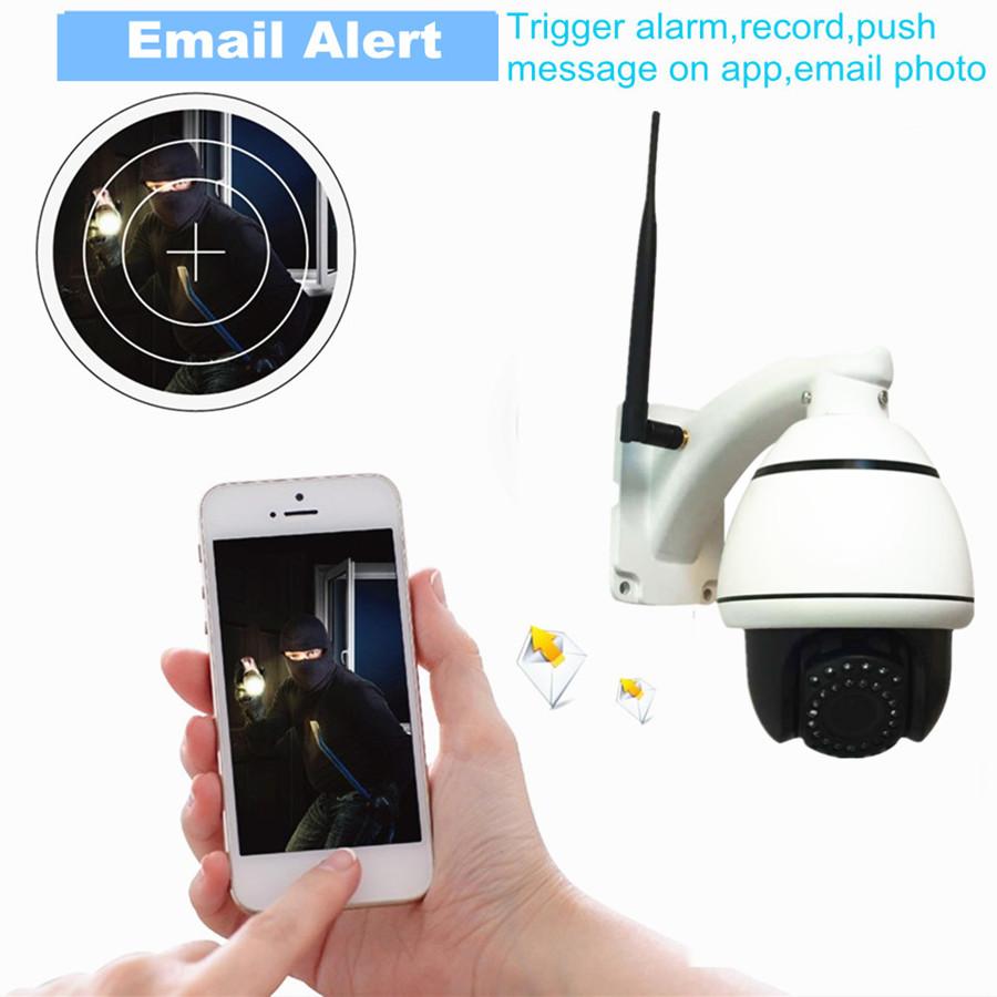 wireless PTZ Camera (2)