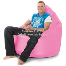 Stylish Recliner waterproof nylon beanbag sofa chair Hot sell bean bag furniture chair
