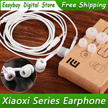 New High Quality Stereo Earphone Piston Earphones Headphones With Remote MIC For Xiaomi Mi3 M2 iPhone