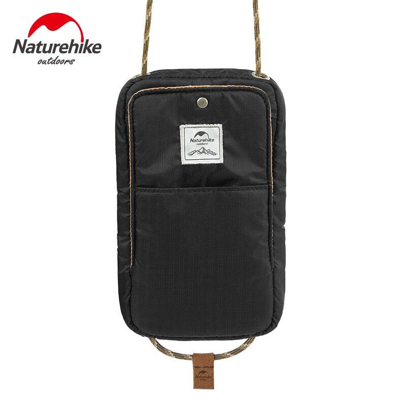 Naturehike Factory Store Multi Function Travel Document Passport Holder Bag Ticket Pocket Money Collect Small Satchel