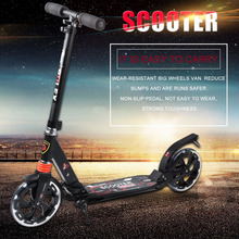 Folding Big Two Wheels Adults Scooter for Fun & Great Gift For Child