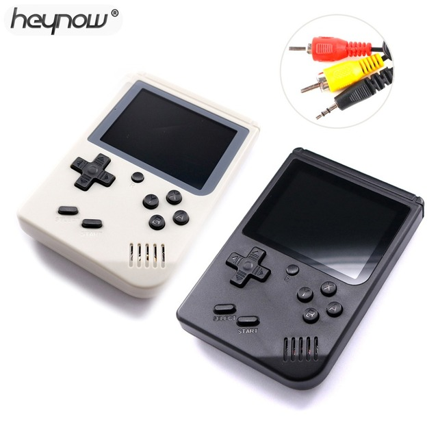 Video Game Console 8 Bit Retro Mini Pocket Handheld Game Player Built-in 168 Classic Games Best Gift for Child Nostalgic Player 1