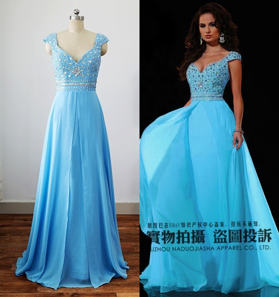 Evening dresses bid or buy