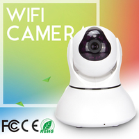 Indoor Pan Tilt Night Vision Network Wi Fi Camera Onvif 2 0 P2P Motion Detection IP