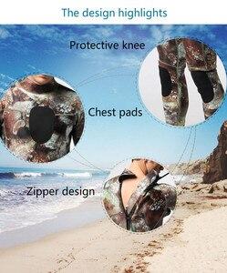 Image 5 - 3mm צלילה חליפת SCR chloroprene גומי טבולה לגולשים כדי למנוע קר וחום