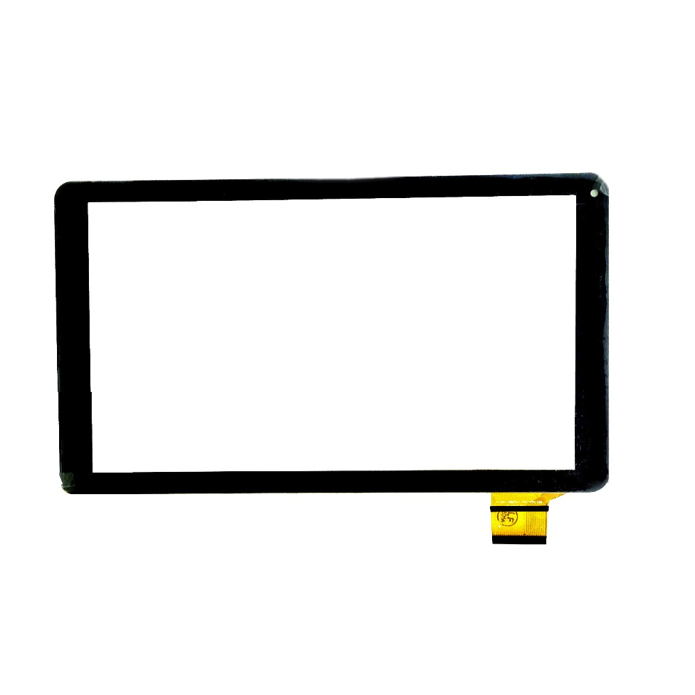 New 10.1 inch Digitizer Touch Screen Panel glass For uTOK Hello 10Q Plus tablet PC Free shipping new 10 1 inch tablet pc for nokia lumia 2520 lcd display panel screen touch digitizer glass screen assembly part free shipping