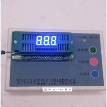 0.36 digits 3 inch blu 7 segment display led 3361AB/3361BB