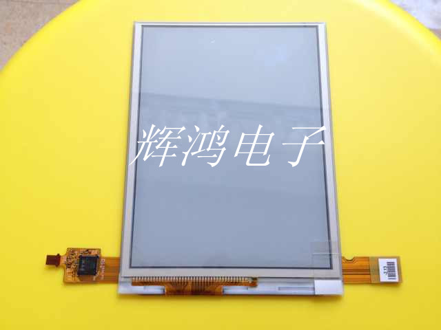 EINK PVI new 6-inch electronic paper book -ED060SCC with capacitive touch screen Shenzhen shelf