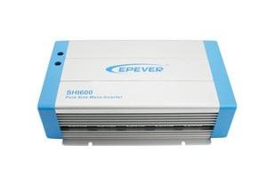 Image 2 - 600W di Potenza Inverter a Onda Sinusoidale Pura Epever Dc 12V 24V in Ingresso a Uscita Ac Off Grid Tie sistema di SHI600 Casa Sistema di Applicazione