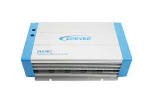 Image 2 - 600W power pure sine wave inverter EPEVER DC 12V 24V input to AC output off grid tie system SHI600 home system application