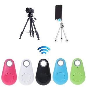 Image 4 - Mini Wireless Remote Controller Bluetooth Selfie Camera Shutter For Mobile Phone