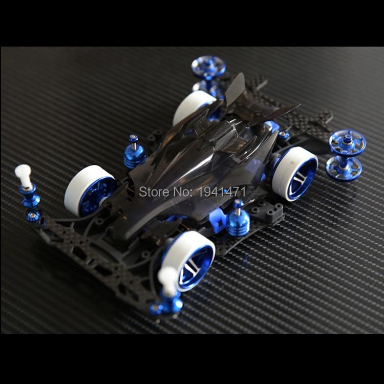RFDTYGR RC Μίνι 4wd 1,5 χιλιοστών Carbon Fiber Wide - Παιχνίδια απομακρυσμένου ελέγχου - Φωτογραφία 3