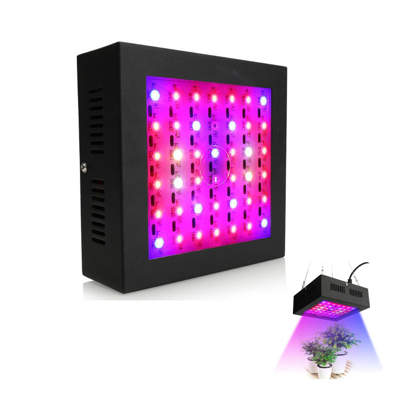 42 LED Plant Panel Grow Light Full Spectrum Growing Lamps For indoor Garden Greenhouse seeds Vegetable Flower Tent hydro system